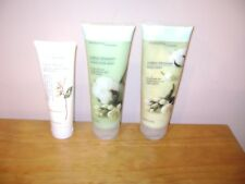 Bath & Body Works Cotton Blossom Body Cream Wash Original & Hand Repair Healing