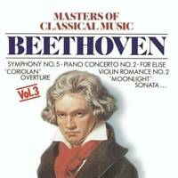 Masters Of Classical Music: Beethoven - Audio CD - VERY GOOD