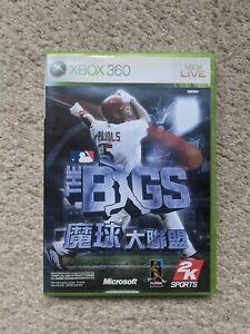 The Bigs - Xbox 360. RARE
