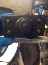 Vauxhall Vectra C signum Auto Headlight Fog Light Switch