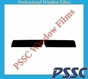 PSSC Pre Cut SunStrip Car Auto Window Films - Mitsubishi Pajero 3 Door 2006