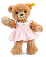 Steiff 'Sleep Well' Pink Baby Teddy Bear in gift box - EAN 239526