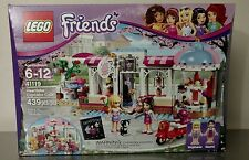 LEGO FRIENDS HEARTLAKE CUPCAKE CAFE (41119) - BRAND NEW IN FACTORY SEALED BOX