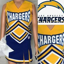 Cheerleading Uniform Chargers Set Youth S