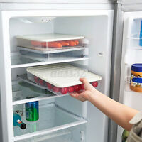 Kühlschrank Frischhaltedose Aufbewahrungsbox Organizer Vorratsbehälter Küche Box