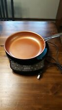 NuWave Precision Induction Cook-top Gold 1500 Watts Model: 30211 BR w/frying pan