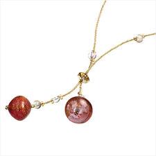 New Genuine Antica Murrina Murano Glass Necklace Venus 2 pendant CO674A99 £39