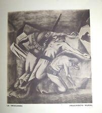 Galeria de Modernos Mexicanos - No. 3 J. Clemente Orozco - Carta Blanca Beer