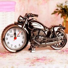 Motorrad-Motorrad-Shaped Wecker Kreativer Haupt Birthday Gift kühler Taktgeber ~