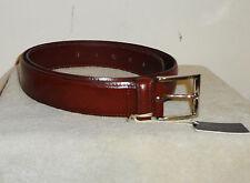 Cintura in pelle misura 105 classica-sportiva  ANDERSON'S