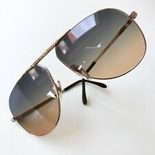 vintage RODENSTOCK Mr.R 890 sunglasses titanium gold West Germany large