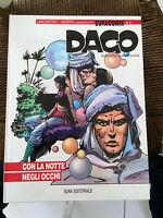 DAGO n 3- Euracomix n 9 - cartonato - Eura Editoriale 1989 come nuovo 2/4/16
