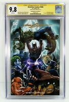 Detective Comics #1000 CGC 9.8 SS NM/MT Neal Adams Signed - Variant Cover B
