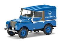 Land Rover Series I RAC Road Service Diecast Model Car VA11116