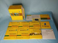 Rosetta Stone French Level 1-5 Set Version 3 Complete with Code