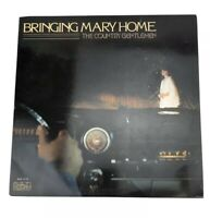 VTG VINYL LP RECORD BRINGING MARY HOME THE COUNTRY GENTLEMEN REBEL VG+ BLUEGRASS