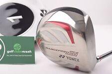 YONEX NANOSPEED 3I DRIVER / 10.5 DEGREE / STIFF YONEX NS100-W SHAFT / YODNAN001