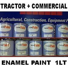 Construction Machinery Enamel Paint  Hitachi Orange 1lt