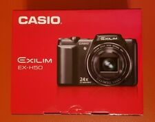 CASIO Exilim EX-H50 Digitalkamera weiß *NEU*