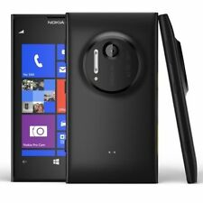 "Nokia Lumia 1020 32GB 41MP 4.5"" 4G LTE GSM AT&T Unlocked Win8 SmartPhone Black"