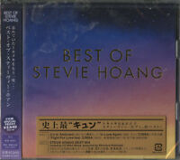 STEVIE HOANG-BEST OF STEVIE HOANG-JAPAN 2 CD G35