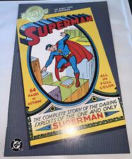 DC Millenium Edition Superman #1 HIGH GRADE Reprint 2000