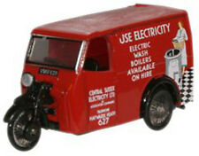 Oxford 76TV005 Electricity Service Tricycle Van 00 Gauge =1/76 Scale Tracked 48