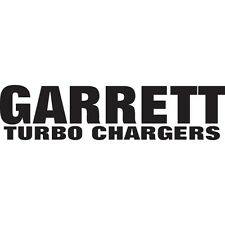 Garrett Turbo Nissan Ford Toyota Mazda GT30 GT38 T3 Charger Sticker Decal 500mm