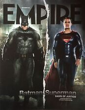 EMPIRE September 2015  Batman v Superman Dawn of Justice LIMITED COVER SEALED