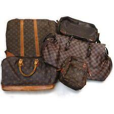 Louis Vuitton Monogram Damier Shoulder Bag Hand Bag JUNK 5pc set 517721