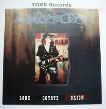LORE COYOTE ORION - Lore Coyote Orion - Excellent Con LP Record PT PTLP 004
