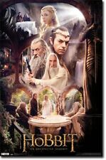 ACTION MOVIE POSTER The Hobbit Movie Poster Rivendell