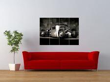 Sport coche Automóvil Clásico Hot Rod Cool Gigante impresión arte cartel del panel nor0339