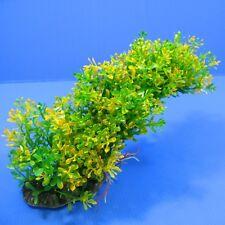 New listing Aquarium Decorations Plastic Plants Ornament Shapeable Fish Tank #050