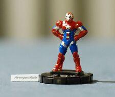 Marvel Heroclix Web of Spider-Man 039 Iron Patriot Rare