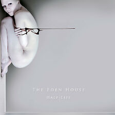 EDEN HOUSE Half Life WHITE VINYL ltd 300 LP Fields of the Nephilim Mission goth