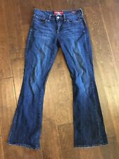 LUCKY BRAND Women's Denim Jeans Dark Wash Classic Boot Cut Size 29 x 30