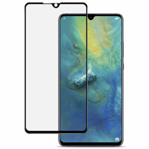 ;For Huawei Mate 20 X 9H Full Cover Anti-Scratch Tempered Glass Screen protector