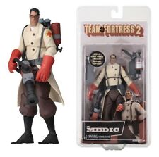 NECA Team Fortress 2 Red Medic Series 4 Action Figure IN STOCK!