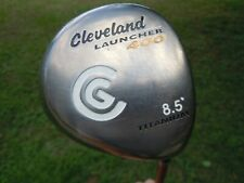 Cleveland Launcher 400 8.5° Titanium 1 Wood Driver S Flex Graphite Stiff Shaft