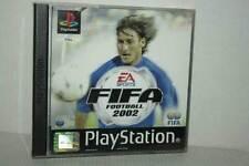 FIFA FOOTBALL 2002 GIOCO USATO SONY PSONE VERSIONE ITALIANA VBC 51056