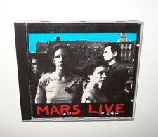 MARS / LIVE - CHINA - Avantgarde Rock - Rare CD France 1993 CDSA 54025 - NEW!!!