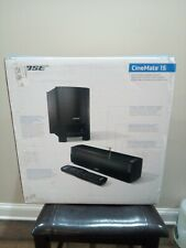 Bose Cinemate 15 Home Theater System - Brand New In Factory Sealed Box