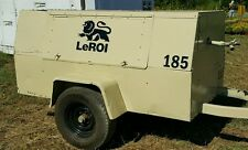 Leroi Air Compressor Decal Kit