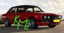 BMW E28 heckjalousie louver louvre heckrollo heckscheibenjalousie