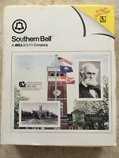 Vintage Southern Bell A BELLSOUTH Company Real Yellow Pages Note / Scratch Pad