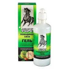 Horse Force gel for veins with horse chestnut and leech 500ml