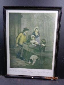 CRIES OF LONDON Antique Vintage Frames Prints