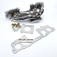 SS304 CT20 Turbo Exhaust Manifold For Toyota Pickup 4Runner Hilux 22R-E 22R-TE