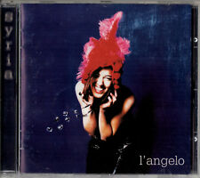 SYRIA l'angelo CD 1997 Easy Rec. RTI PRIMA STAMPA